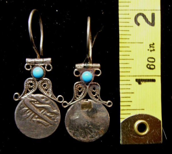阿富汗耳環