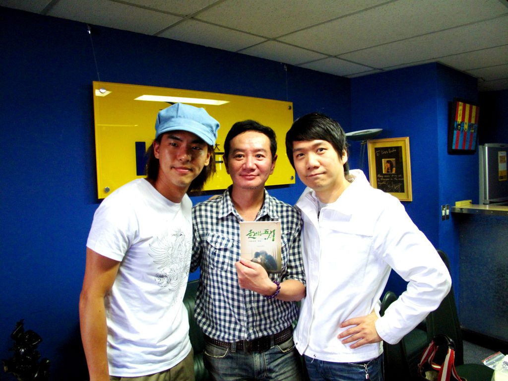 走出五月 Kiss電台宣傳2.JPG