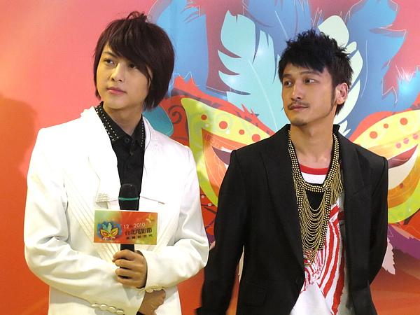 王子&林柏昇