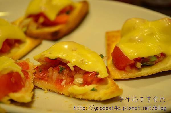 起司番茄沙沙醬烤麵包0279.JPG