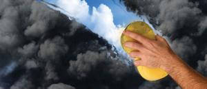 吸淨空氣中的二氧化碳