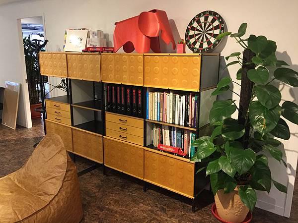 Eames經典系列儲物櫃
