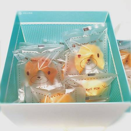 Tiffany 點點禮物盒客製化籤文
