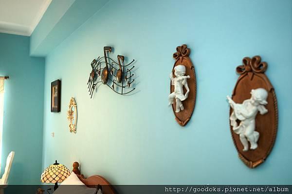 2-藍色海洋雙人房-3