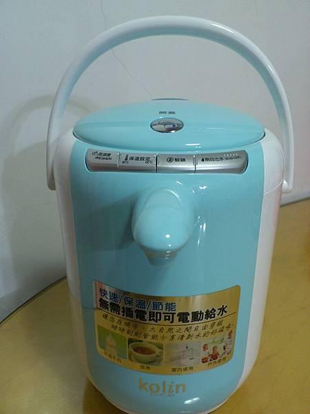 【開箱】歌林 1.8L節能快煮熱水瓶  外宿、旅行超好帶