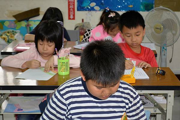 善牧在鳯山提供二處兒童課後照顧班,幫助弱勢家庭兒童