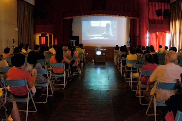 104年舉辦《生命的圓圈》自製紀錄片放映及映後座談會獲得熱烈的迴響,今年將展開第二次巡迴.jpg