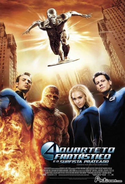 驚奇4超人 銀色衝浪手現身 Fantastic Four Rise of the Silver Surfer1.jpg