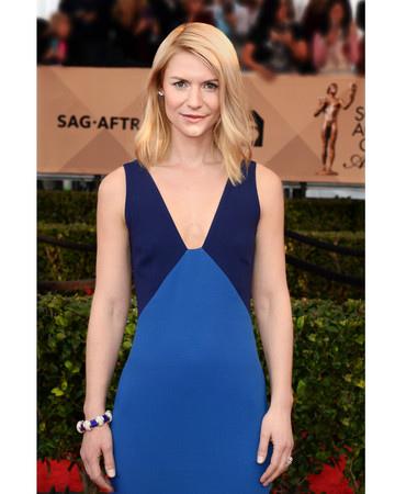 好萊塢明星Claire Danes曾配戴Tiffany珠寶