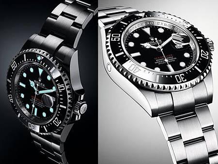 ROLEX(勞力士)經典錶款Sea-Dweller