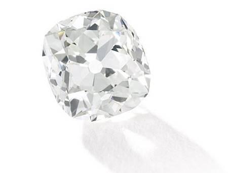 一枚26.27克拉的大鑽石戒指