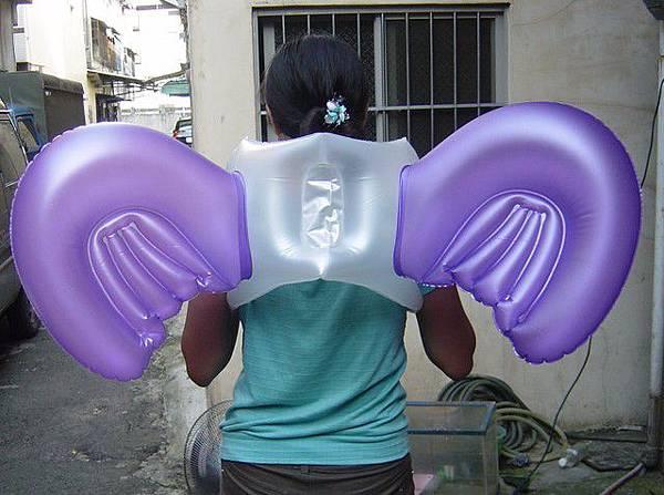 天使翅膀(大)-大人可穿戴