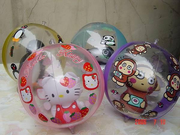 卡通造型球中球-27cm.JPG