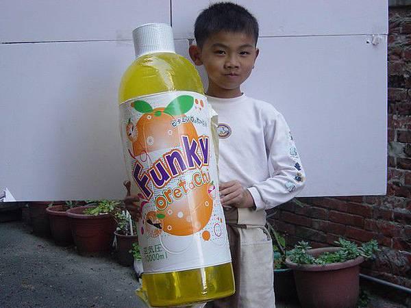 特大寶特瓶