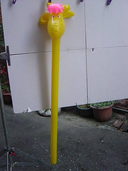 長頸鹿槌(無紋路)-130cm
