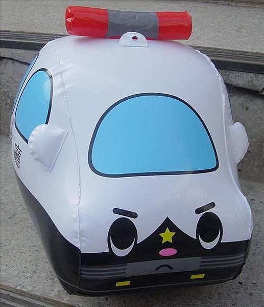 Q版警車(正面)