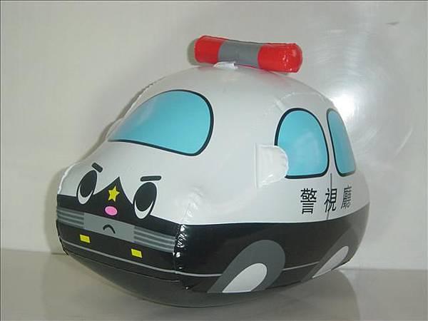 Q版警車~長28cm,寬15cm