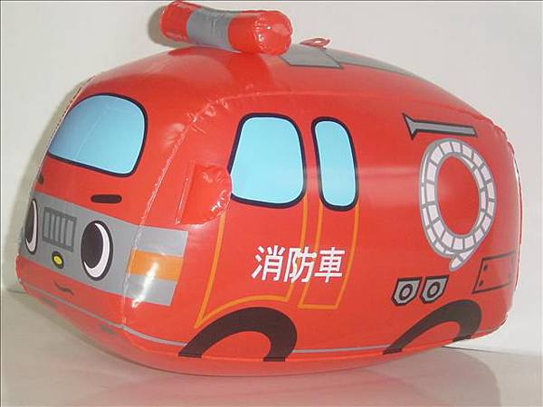 Q版消防車~長28cm,寬15cm