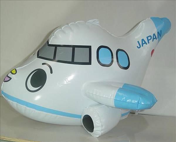 Q版大頭飛機~長32cm,寬30cm
