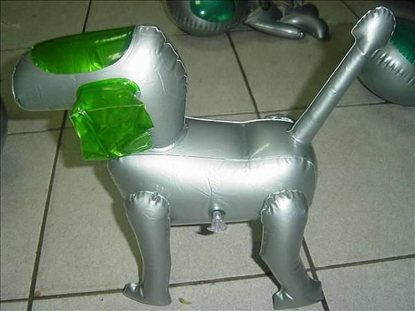 機器狗-側面