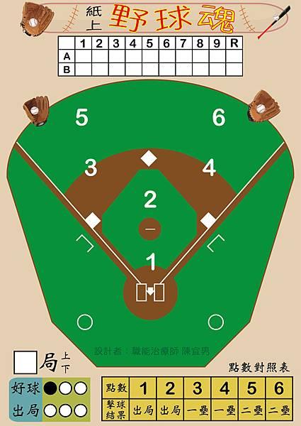 紙上野球魂(線上發布版)