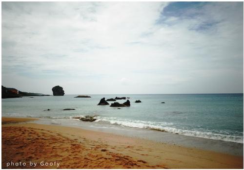 船帆石的海