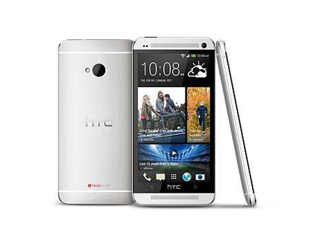 圖三:新HTC One的HTC BlinkFeed首頁,即時動態、隨心選擇,創造專屬於你的動態資訊快報就在手機首頁