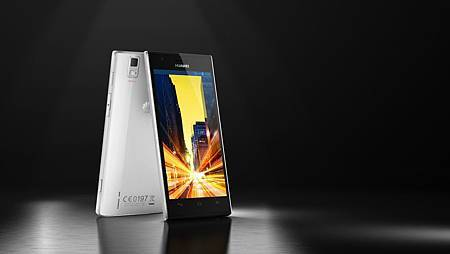 【HUAWEI】全球速度最快4G LTE智慧型手機  HUAWEI Ascend P2 (2)