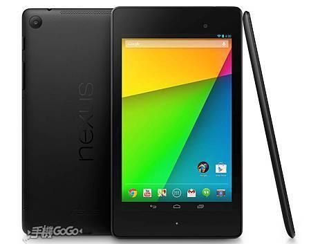 新一代Nexus 7