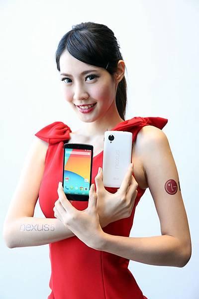 搭載Android最新作業系統 Nexus 5帶給消費者全新生活體驗