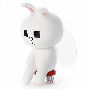 LINE扛手機 - 兔兔 (手機架)