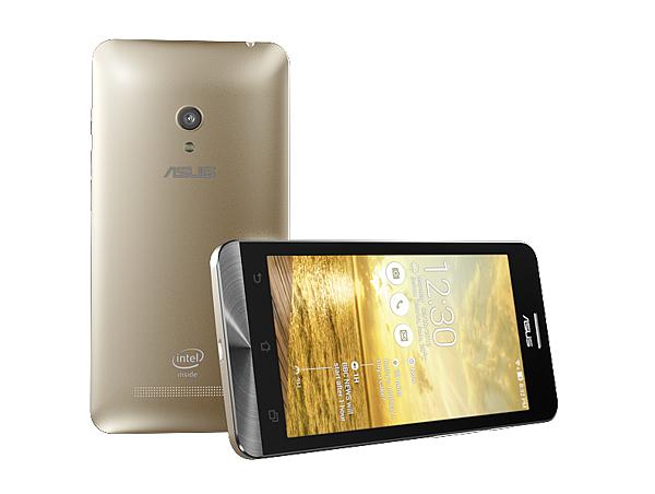 ASUS ZenFone系列、PadFone mini 四月上市