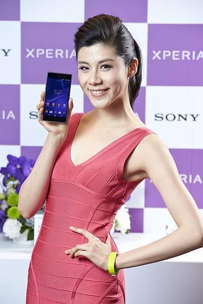 圖1_機皇降臨!Xperia Z2結合Sony極致螢幕、4K錄影、數位降噪科技與防水機能,3月起全球發售