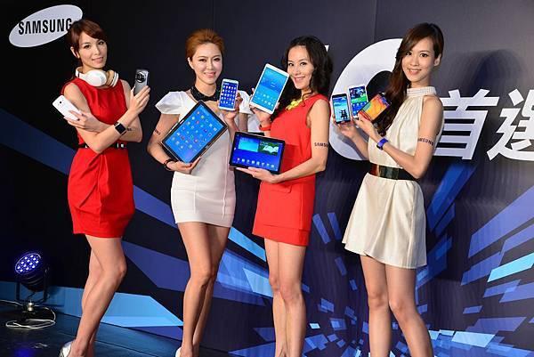 三星具備最完整的4G LTE商品選擇與內容服務 滿足消費者需求