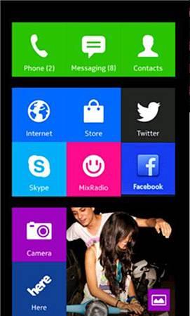 Nokia X Launcher-1
