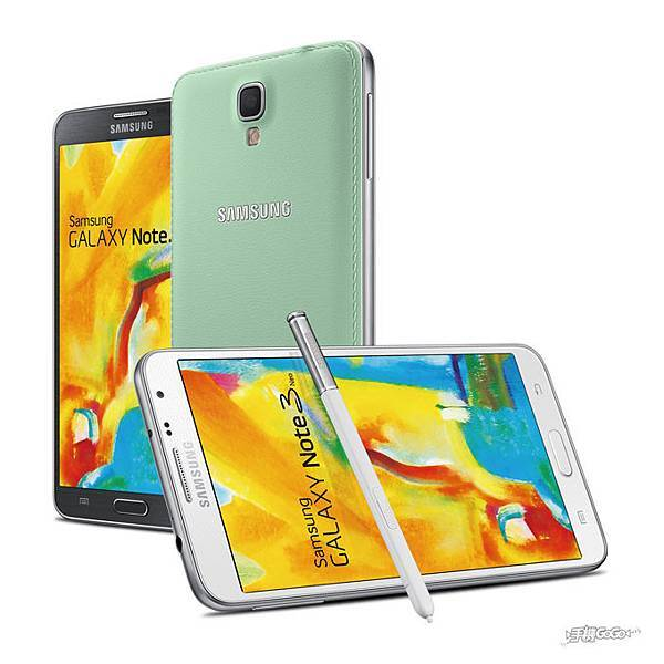 Samsung GALAXY Note 3 Neo 風尚登台