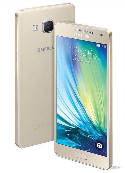 Samsung GALAXY A5預計於12月中在全台三星智慧館及各大經銷通路上市,將陸續推出「知性白」、「率性黑」、「潮流金」三色,單機建議售價NT$11,990元。