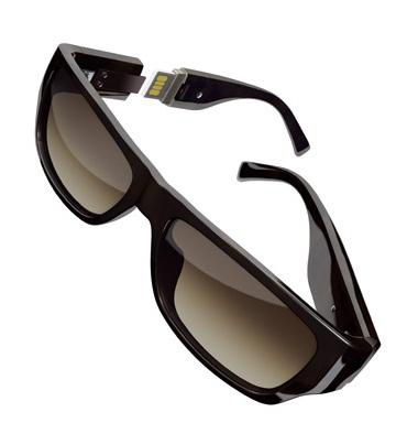 CK太陽眼鏡變身USB