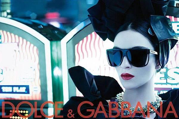 DOLCE & GABBANA 早秋形象廣告