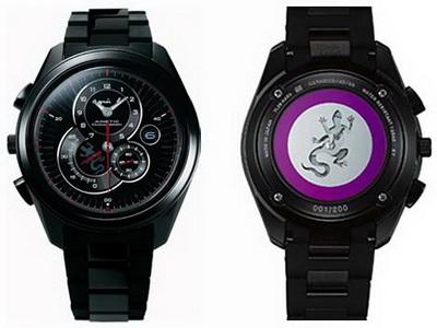 agnes b. x Seiko 20週年紀念合作錶款