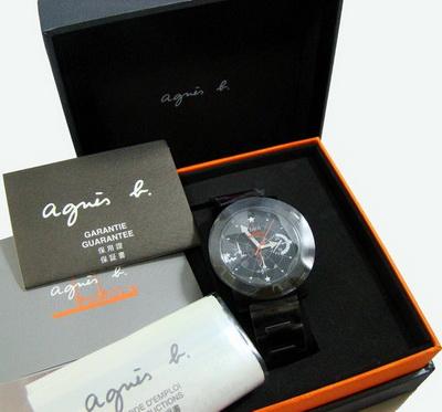 agnès b  TARA錶(revin1019)
