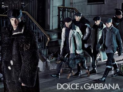 DOLCE & GABBANA 08秋冬