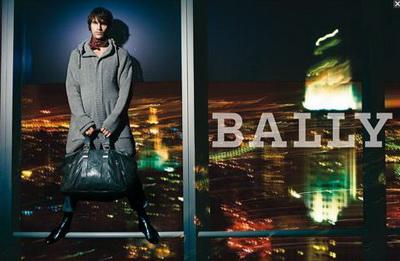 08 BALLY形象廣告