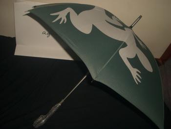 agnes b. 09 限量傘(滿額贈)