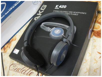 AKG K420