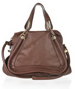 Chloe Paraty leather bag