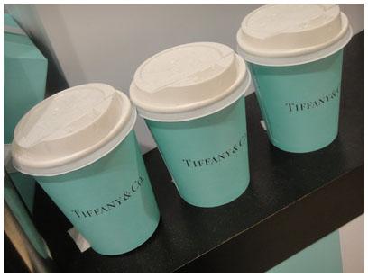 一克拉的味道,Tiffany & Co.義賣熱可可