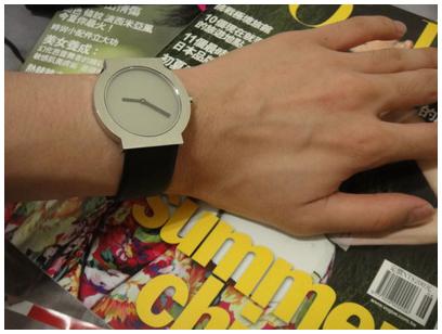 Rosendahl 弗來明─Watch Ⅰ(絲面指針錶、L...