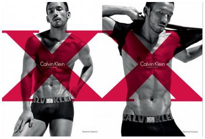 Calvin Klein《X》