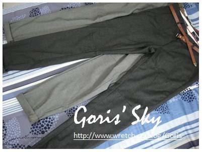 ZARA 合身窄版西裝褲